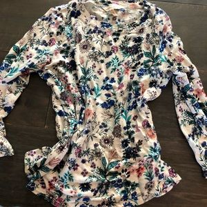 Perfect transitional top! Rebecca Taylor